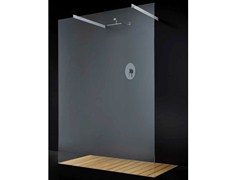- Crystal shower wall panel ELITE F04 - RARE