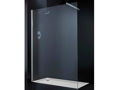 - Crystal shower wall panel OPEN SPACE F01 - RARE