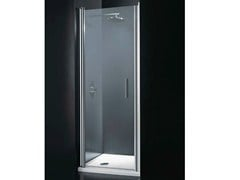- Niche tempered glass shower cabin with hinged door SEGNO B06 - RARE