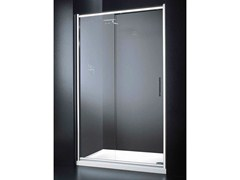 - Niche glass shower cabin with sliding door INN B03 - RARE