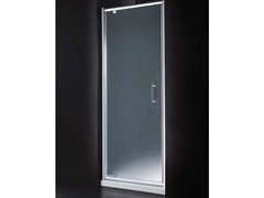 - Niche glass shower cabin with hinged door INN B05 - RARE