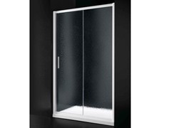 - Niche acrylic glass shower cabin with sliding door AMERICA B03 - RARE