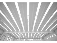 Dachkonstruktion aus Stahlbetonfertigteilen ALIANT - Baraclit Prefabbricati