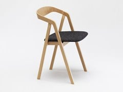 - Upholstered stackable chair STA | Upholstered chair - Zilio Aldo & C.