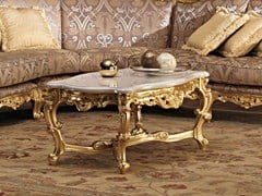 - Low rectangular solid wood coffee table 11615 | Coffee table - Modenese Gastone group