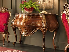 - Solid wood console table with drawers 11607   Console table - Modenese Gastone group