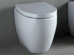 - White-paste toilet BOLD | Toilet - RIFRA