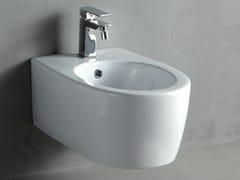 - White-paste bidet BOLD | Wall-hung bidet - RIFRA
