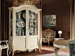 - Solid wood display cabinet 11107 | Display cabinet - Modenese Gastone group