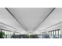 Dachkonstruktion aus Stahlbetonfertigteilen PIANALIANT - Baraclit Prefabbricati