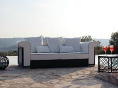- 3 seater garden sofa SPIDER | 3 seater sofa - Talenti