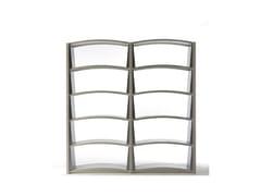- Open freestanding bookcase CHIAVE DI VOLTA - Dieffebi