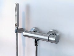 - Chrome-plated single handle shower tap NOMOS GO | Shower tap - FIMA Carlo Frattini