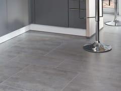 - Acrylic stone floor tiles CARACTERE DISTINCTIVE - GERFLOR