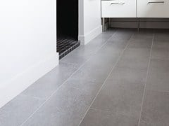 - Ultra thin composite material floor tiles CARACTERE URBAN - GERFLOR