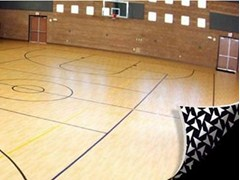 - Sports flooring TARAFLEX® ISOLSPORT - GERFLOR