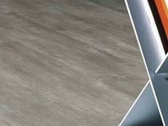 - Synthetic material flooring with wood effect INSIGHT CLIC SYSTEM - GERFLOR