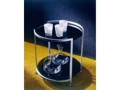 Carrello da cucina in cristalloROUND - BONTEMPI CASA