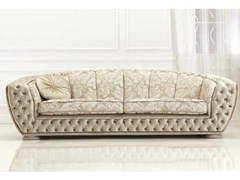 - Tufted fabric sofa FLORENCE | Fabric sofa - Formenti