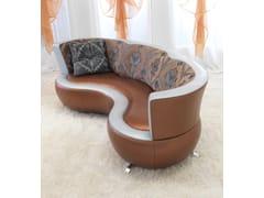 - Leather sofa MOKA | Sofa - Formenti
