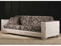 - Tufted fabric sofa MUSEO | Fabric sofa - Formenti