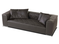 - Leather sofa BEAUTY | Sofa - Formenti