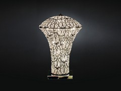 - Table lamp with crystals ARABESQUE EXCLAMATION | Table lamp - VGnewtrend