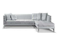 - Corner leather sofa PRESTIGE | Corner sofa - Formenti