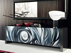 - Sideboard with doors SOUL | Contemporary style sideboard - Formenti