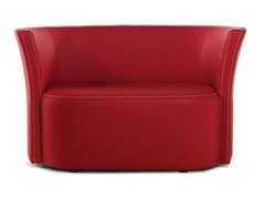 - Leather small sofa FLUT | Small sofa - Formenti