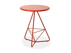 - Round garden table TRIA DUE - AREA DECLIC