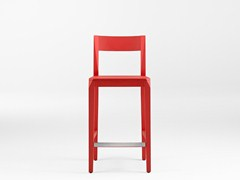 - Counter stool with footrest MISTER 65 - ONDARRETA