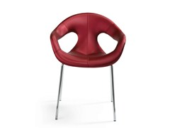 - Chair with armrests SUNNY 4G FABRIC - AREA DECLIC