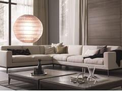 - Corner sectional fabric sofa ANTIBES | Corner sofa - MisuraEmme