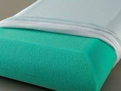 - Rectangular memory foam pillow WATERAIR SAPONETTA - Demaflex