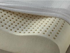 - Rectangular latex pillow LATTICE CERVICALE - Demaflex