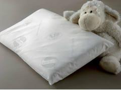 - Rectangular latex kids pillow LATTICE BABY - Demaflex