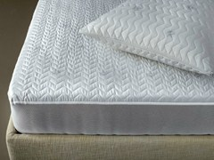 - Cotton mattress cover EOLE TEMP | Mattress cover - Demaflex