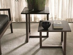- Marble coffee table / bedside table HILL | Square coffee table - MisuraEmme
