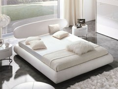 - Fabric storage bed NUBA | Fabric bed - MisuraEmme