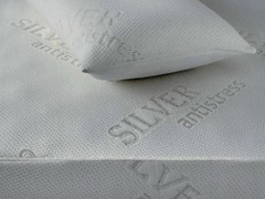 - Fabric pillow case DEMASILVER | Pillow case - Demaflex