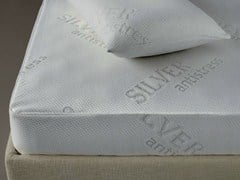 - Fabric mattress cover DEMASILVER | Mattress cover - Demaflex