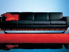 - 4 seater leather sofa SC1010/4p - OAK Industria Arredamenti