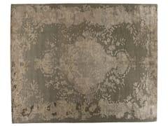 - Handmade rectangular rug MARIE ANTOINETTE BRILLANT - Golran