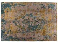 - Handmade rectangular rug TOPKAJ LAPIS - Golran