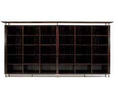 - Modular office shelving SC 3010/E - OAK Industria Arredamenti