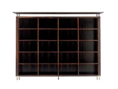 - Modular office shelving SC 3009/E - OAK Industria Arredamenti