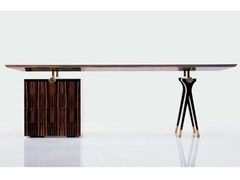 - Executive desk with drawers SC 3002/E | Executive desk - OAK Industria Arredamenti
