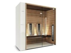 Sauna a infrarossiSWEET SAUNA SMART INFRARED - STARPOOL