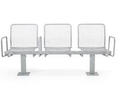 - Steel beam seating SOLLIDEN | Beam seating - Nola Industrier